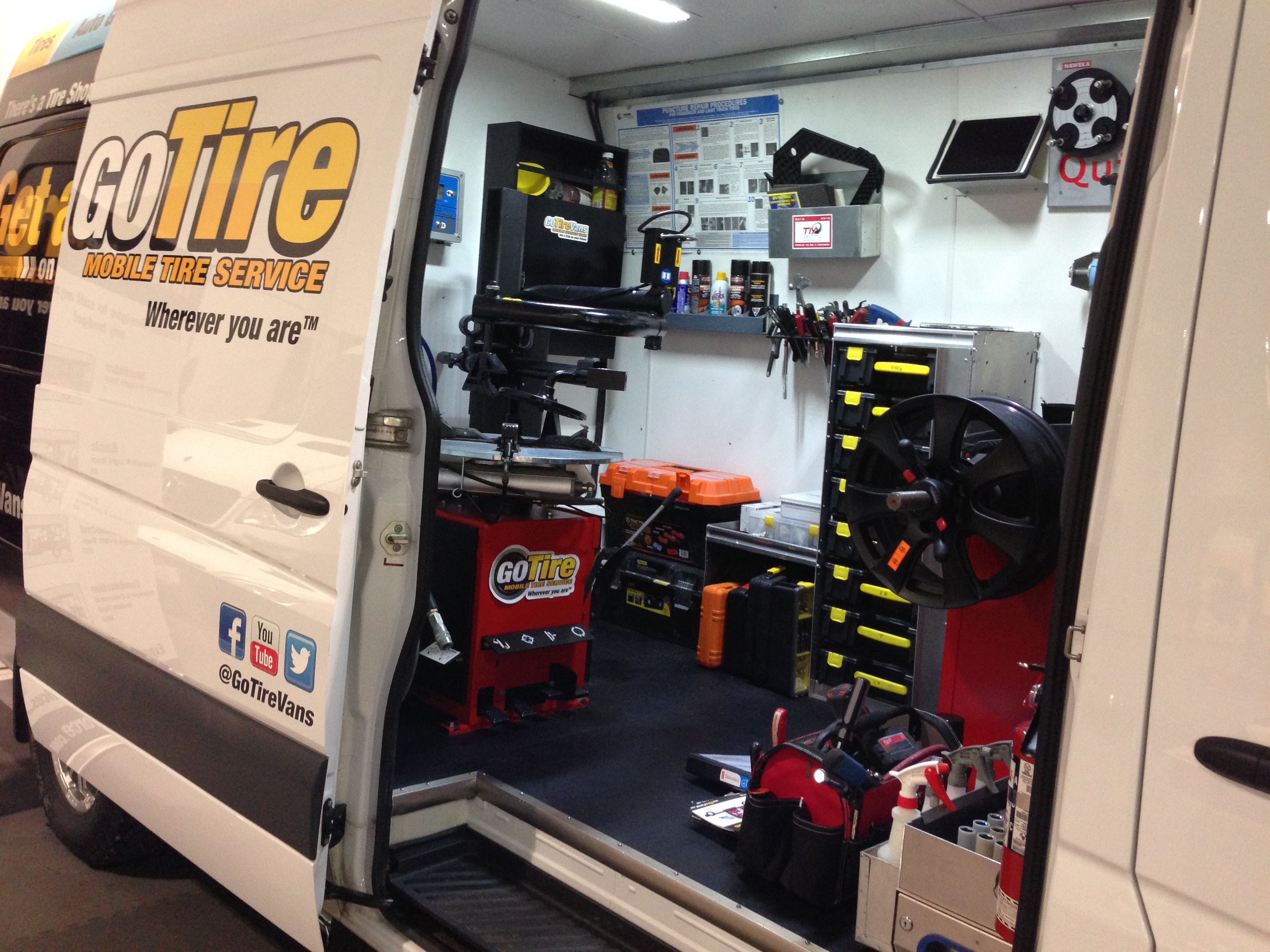 Mobile Tire Service >> Michelin Decision Has Dealers Considering Mobile Shops Traction News