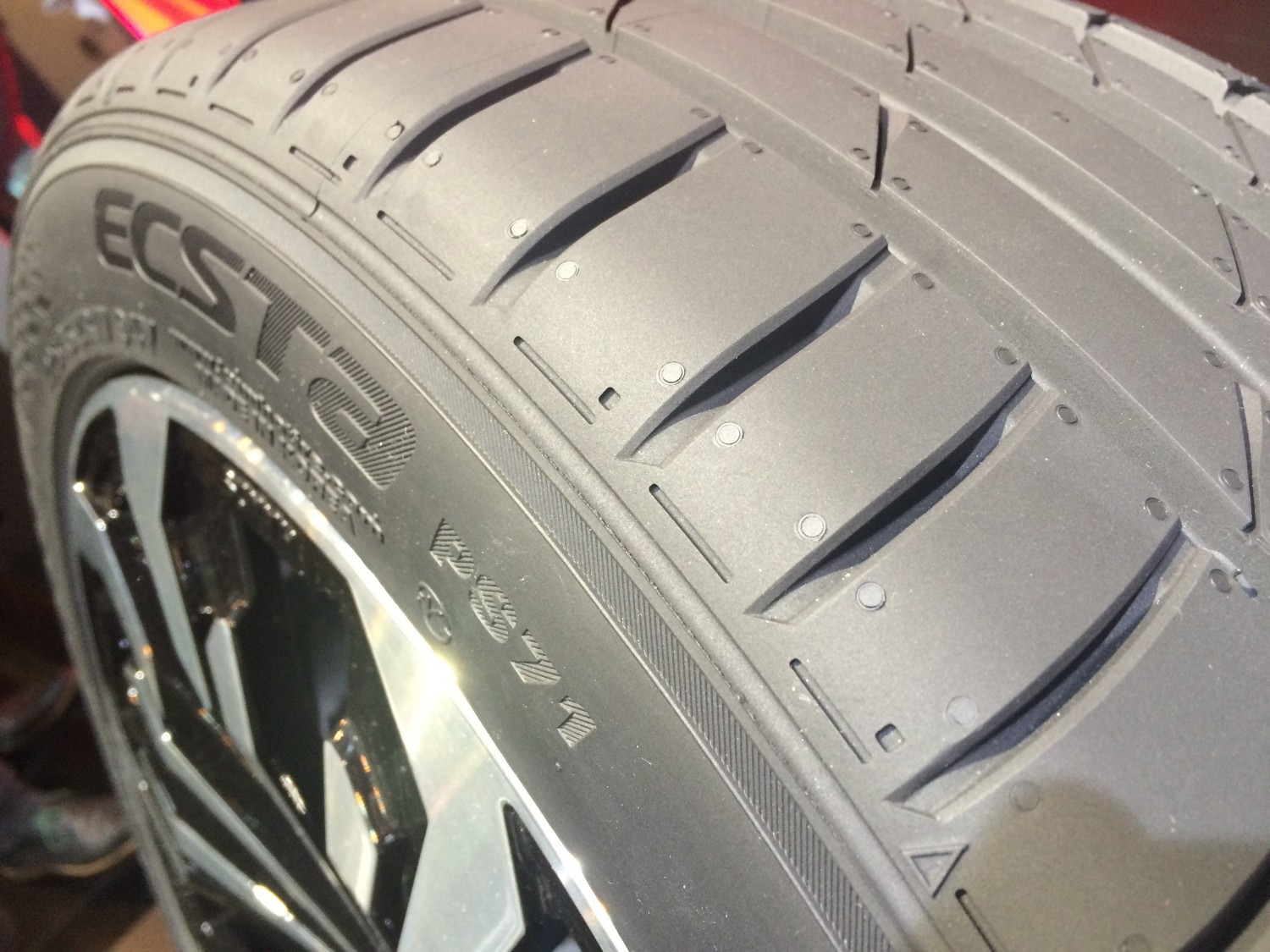 Kumho Unveils New Ecsta And Winter Tires In Germany