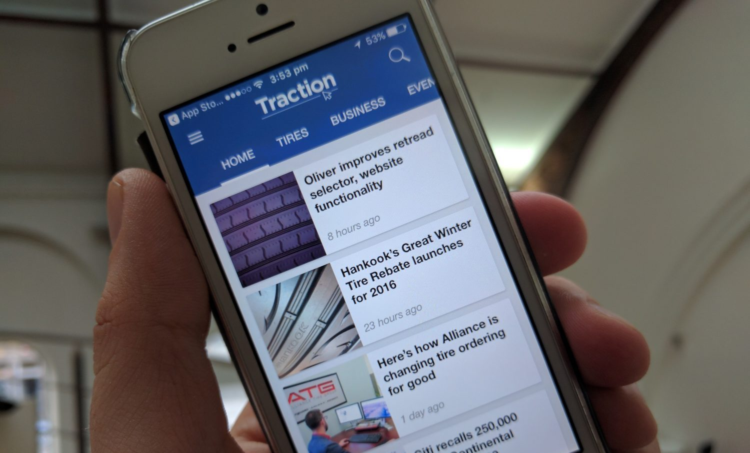 Traction App