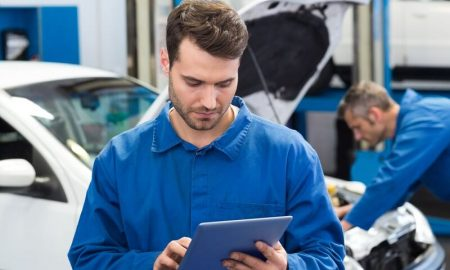 Sales reps using TireMaster POS software can now help customers in shop aisles & parking lots%3b for mobile estimating%2c inventory & price checks