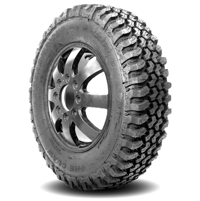 Truck Mud Tires >> Two new sizes in TreadWright's Claw Series released