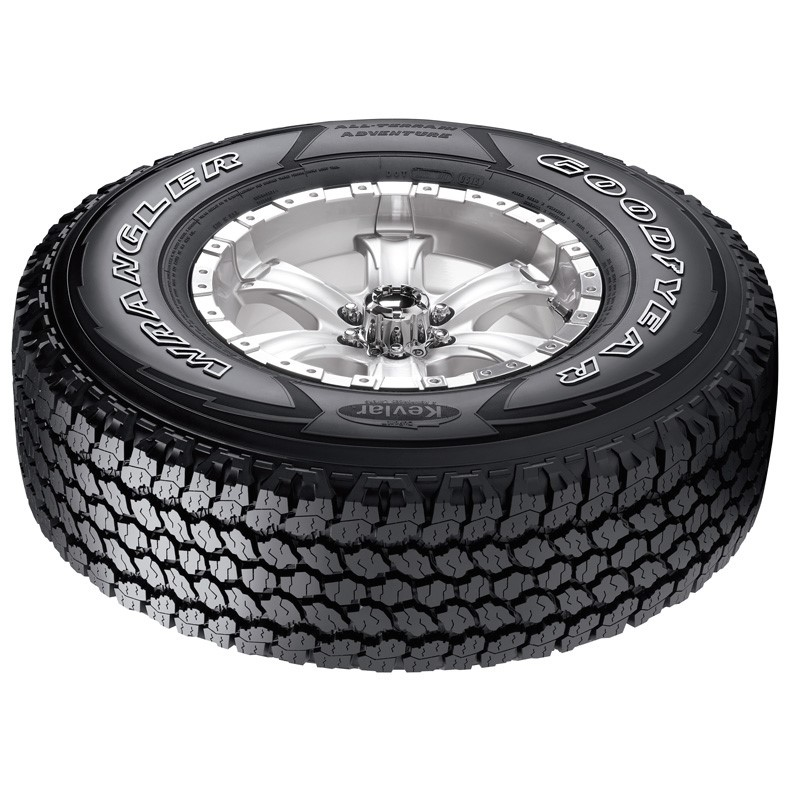 How Good Is It Goodyear Wrangler All Terrain Adventure Review