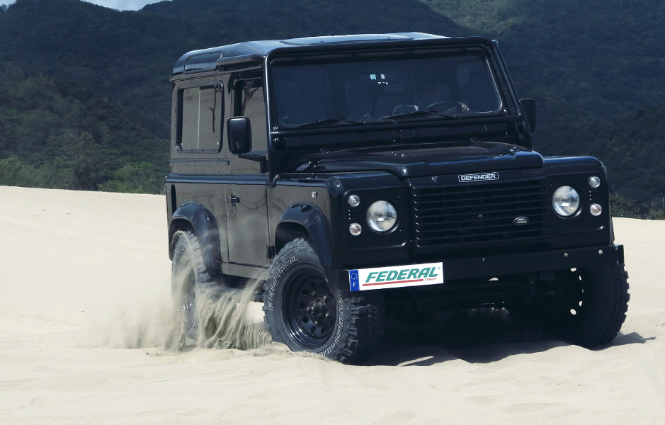 40X15.50R24 E 10ply Federal Couragia M//T Mud-Terrain Tire
