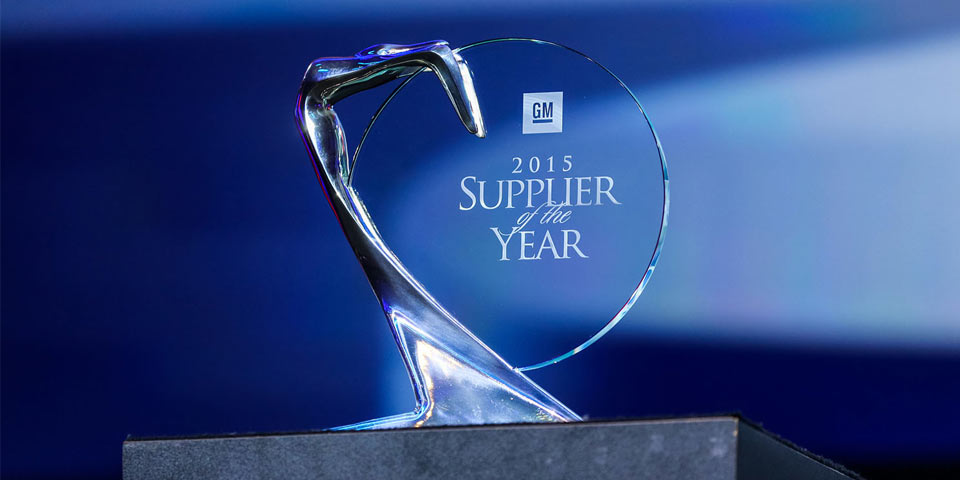 Supplier-of-the-year