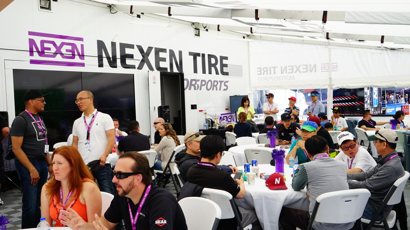 The 2017 Formula DRIFT Launches its Season with Nexen Tire as its Official Major Partner for the Second Consecutive Year (PRNewsfoto/Nexen Tire)