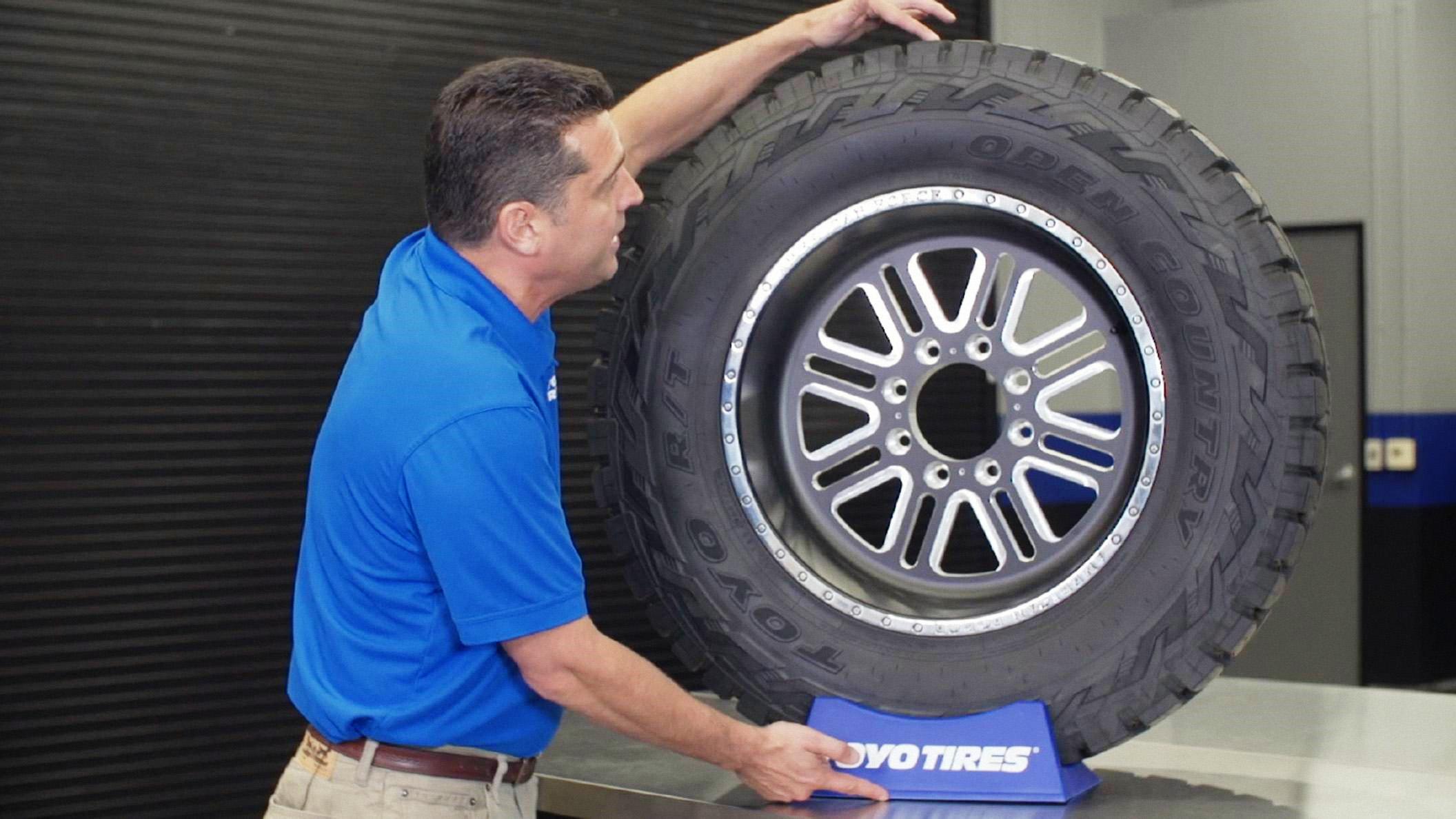 Toyo Tires celebrates National Tire Safety Week
