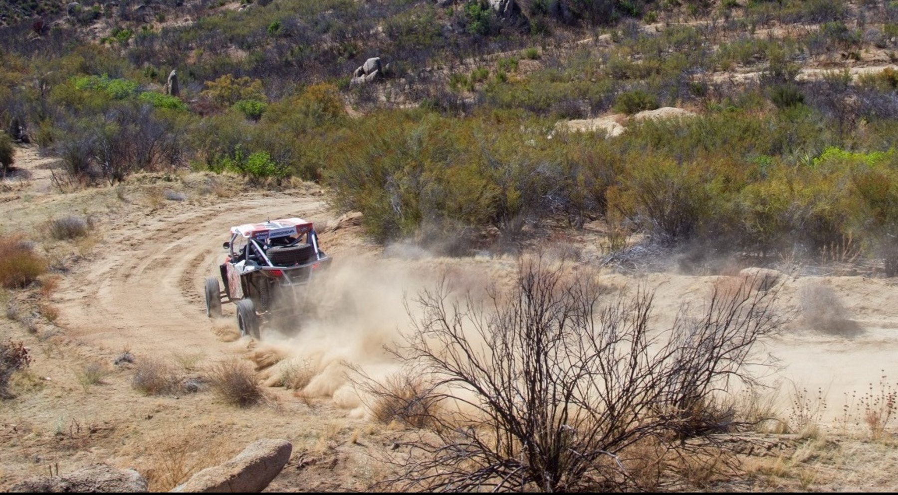 HPA drive shot
