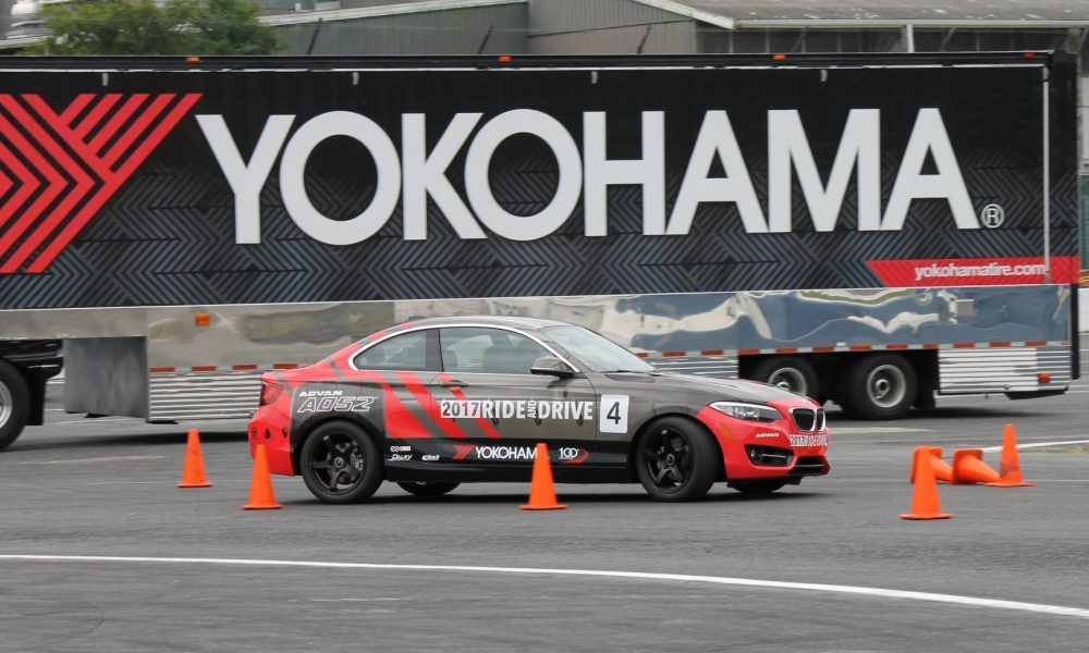 Yokohama 2017 dealer ride and drive 1