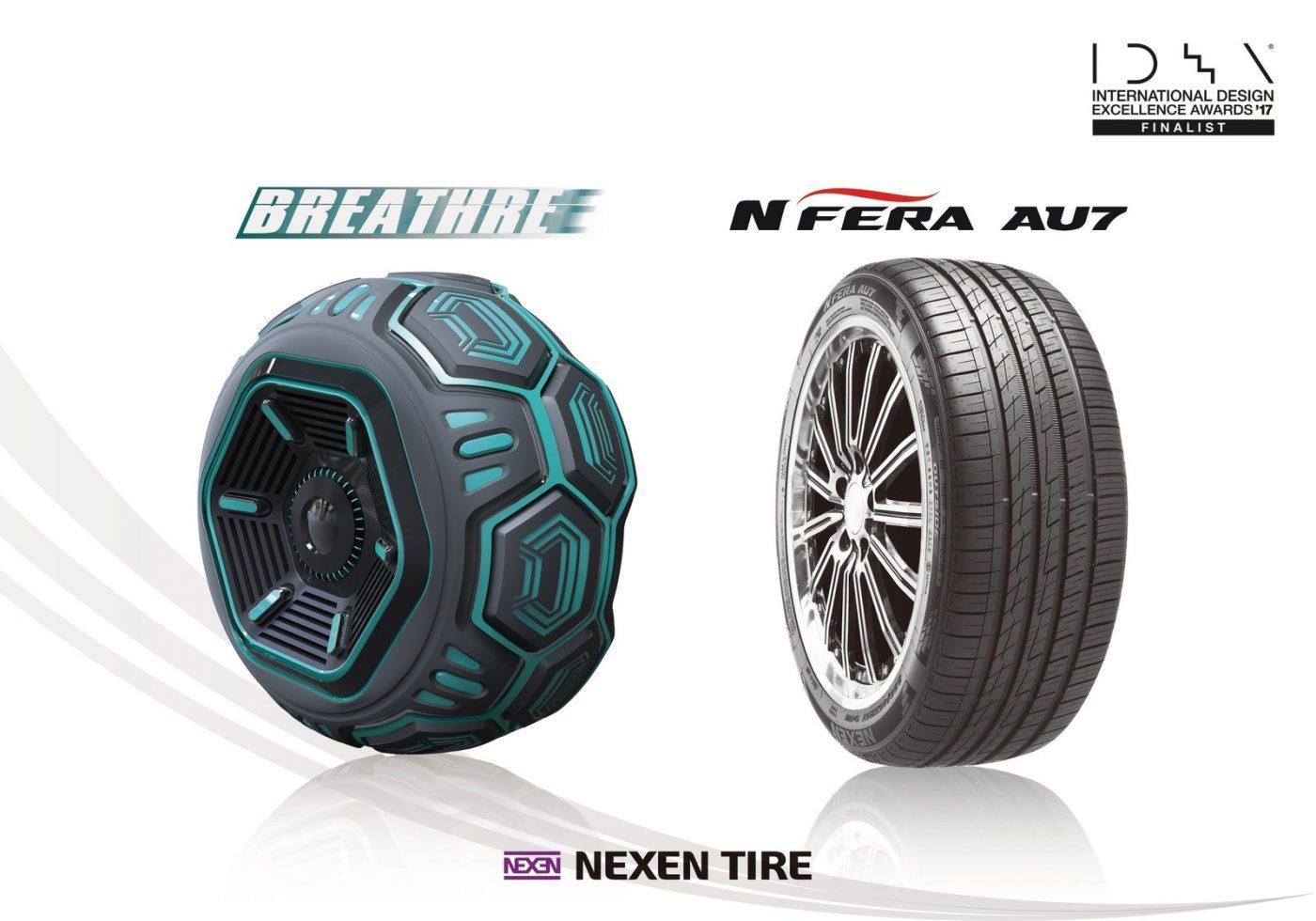 Nexen Tires Reviews >> Nexen Tire Wins Two Idea Design Awards
