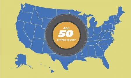 Michelin, FIA Improve Tire-Safety Education For New Drivers In All 50 States (PRNewsfoto/Michelin North America, Inc.)