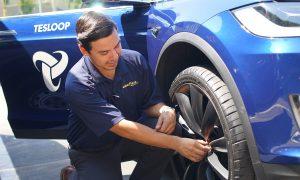 The Goodyear Tire & Rubber Company Announces Intelligent Tire Trial, Expands Fleet Management Solution for Semi-Autonomous Fleet. (PRNewsfoto/The Goodyear Tire & Rubber Comp)