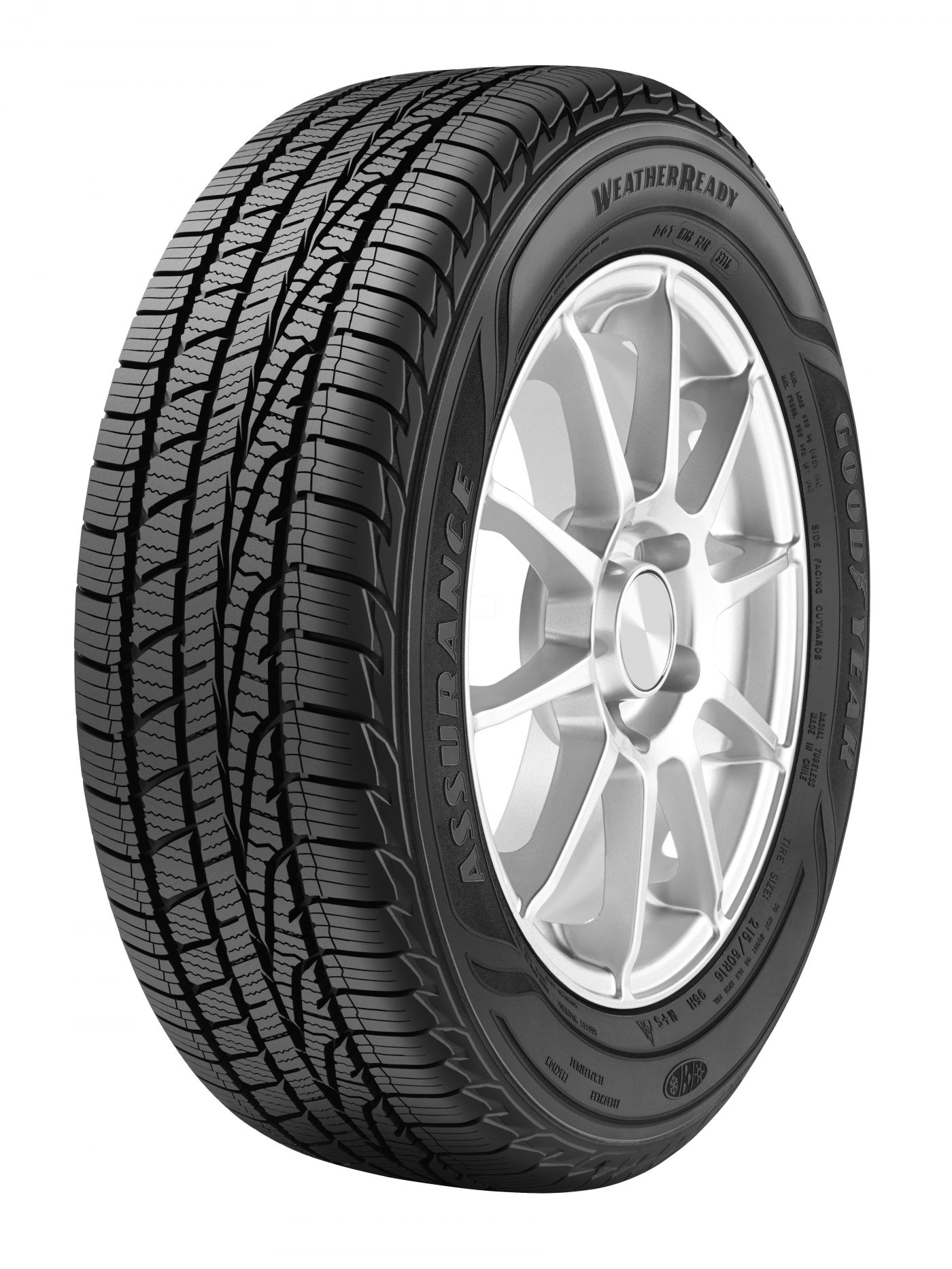 All Weather Tires >> Goodyear Announces Availability Of Its All Weather Tire