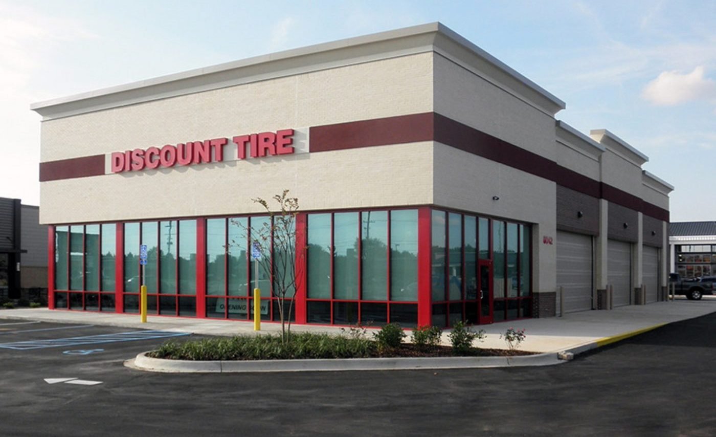 Discount Tire Opens First Location In Alabama
