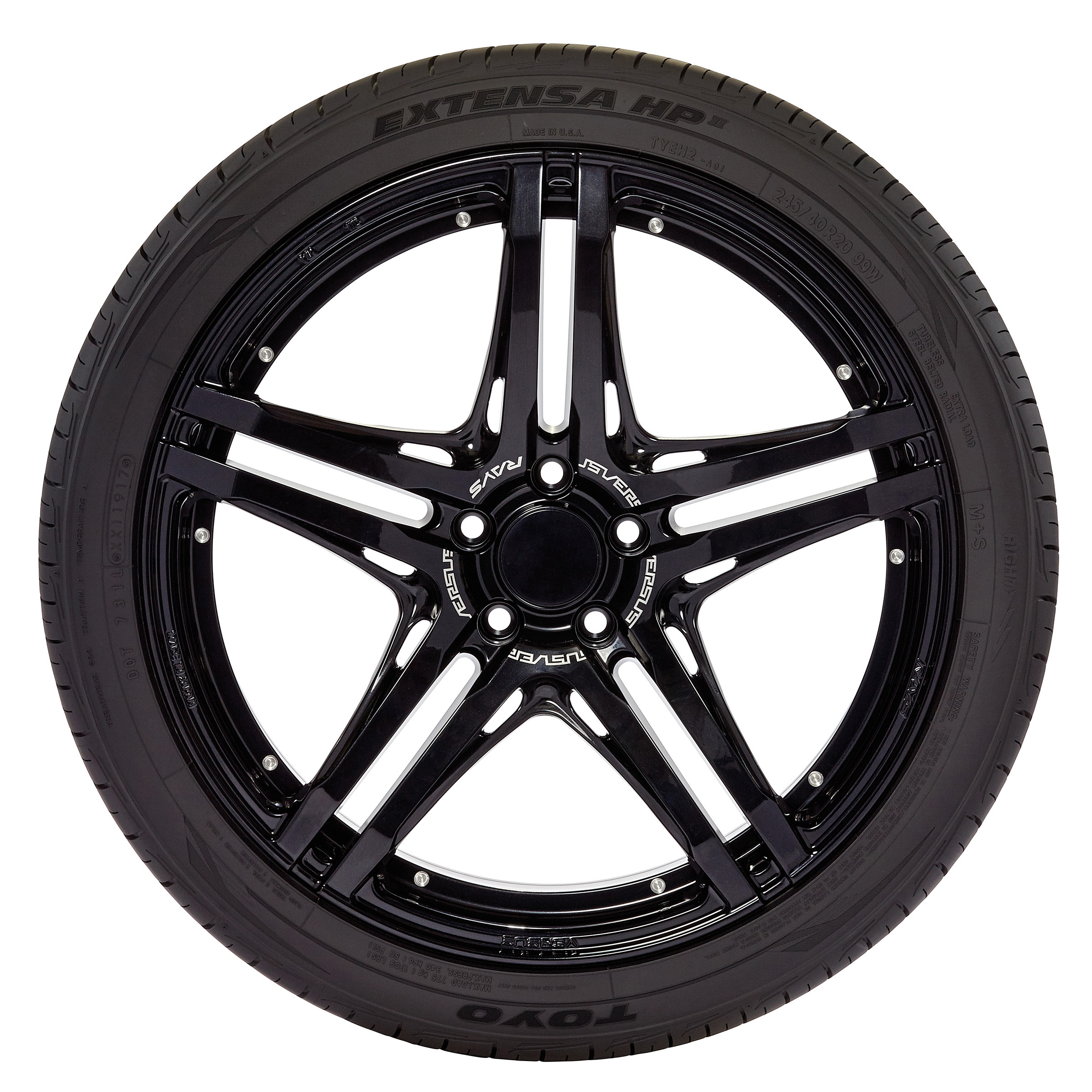 Toyo Tires introduces the All New Toyo Extensa HP II