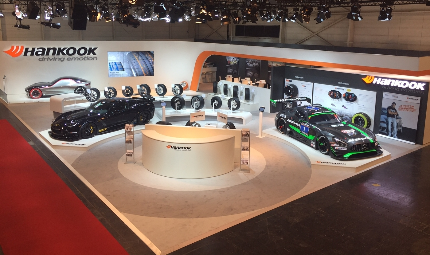 Hankook @ Essen Motor Show