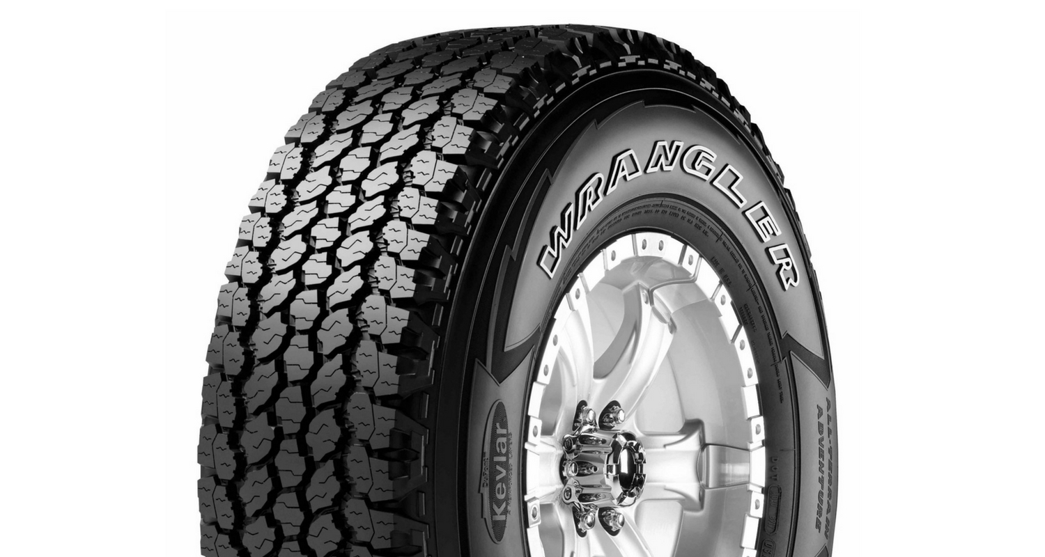 Goodyear Wrangler At Picked As Oe Tire For 2018 Jeep Wrangler