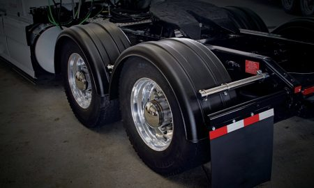 Minimizer Super Single Fender 2221 in black. (PRNewsfoto/Minimizer)