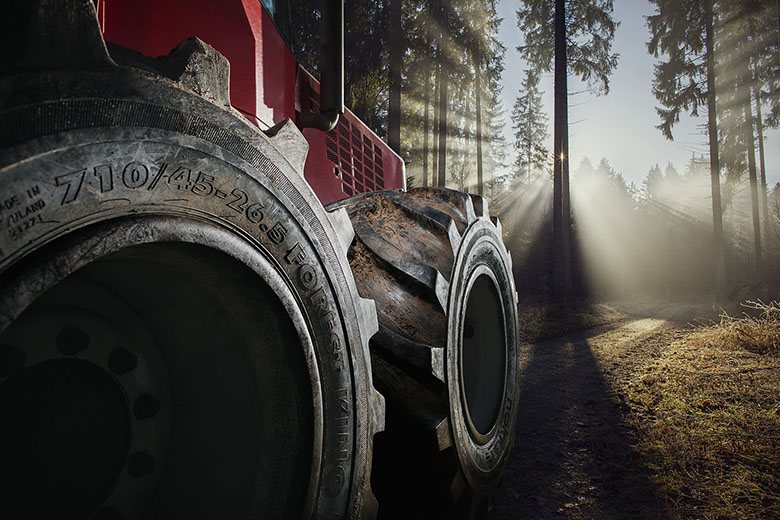 Nokian Tyres, 2013.