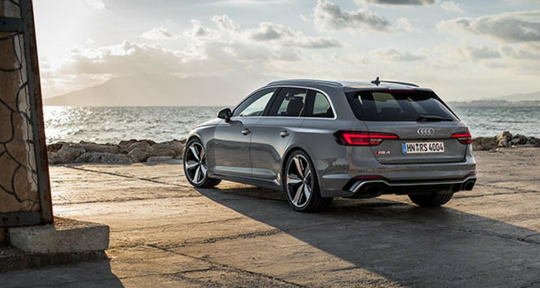 Hankook Tire Chosen As OE Tire For New Audi RS Avant - Audi car tires