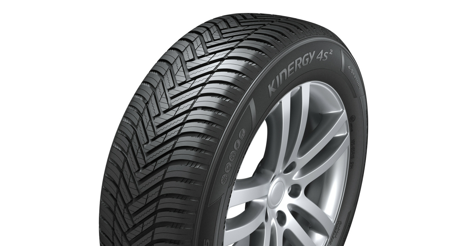 All Season Tires >> Hankook Unveils New Generation All Weather Tire Kinergy 4s