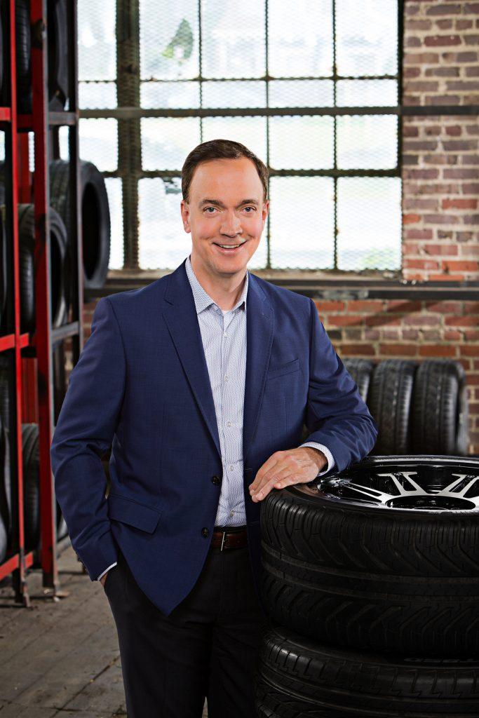 Stuart Schuette (PRNewsfoto/American Tire Distributors)