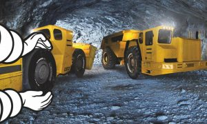 Michelin mining header