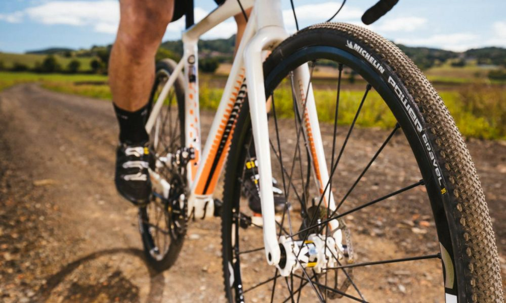 cycling tire header