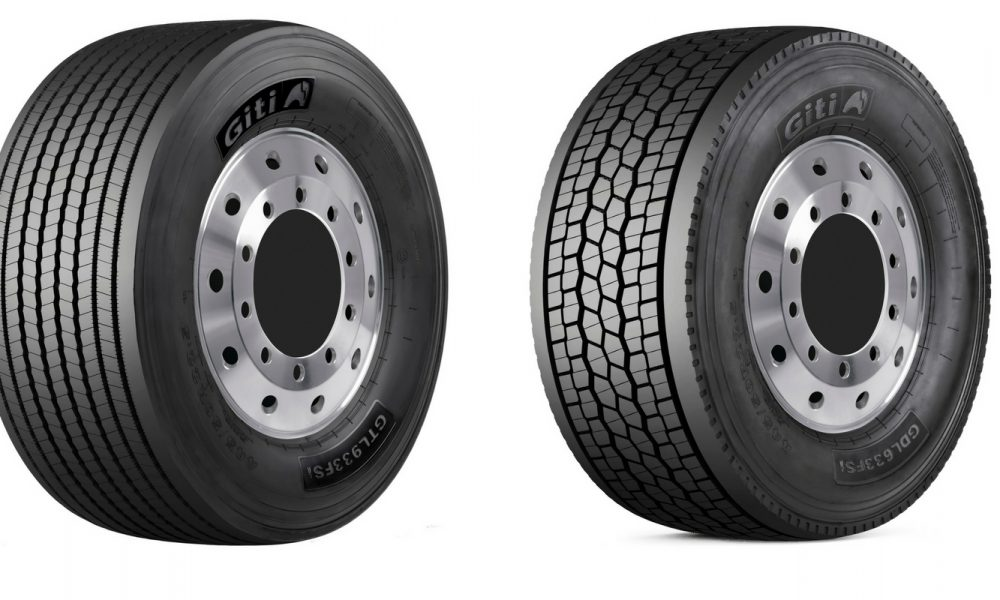 giti tire header