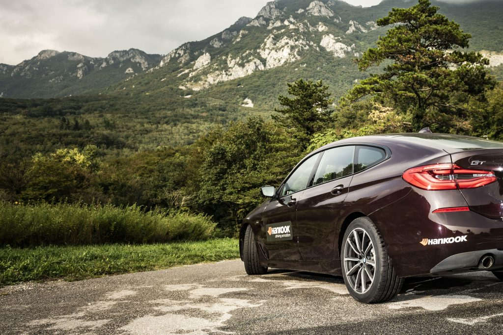 Hankook is completing its high-end original equipment range with Bayerische Motoren Werke by providing the tyres for the BMW 6 Series Gran Turismo.