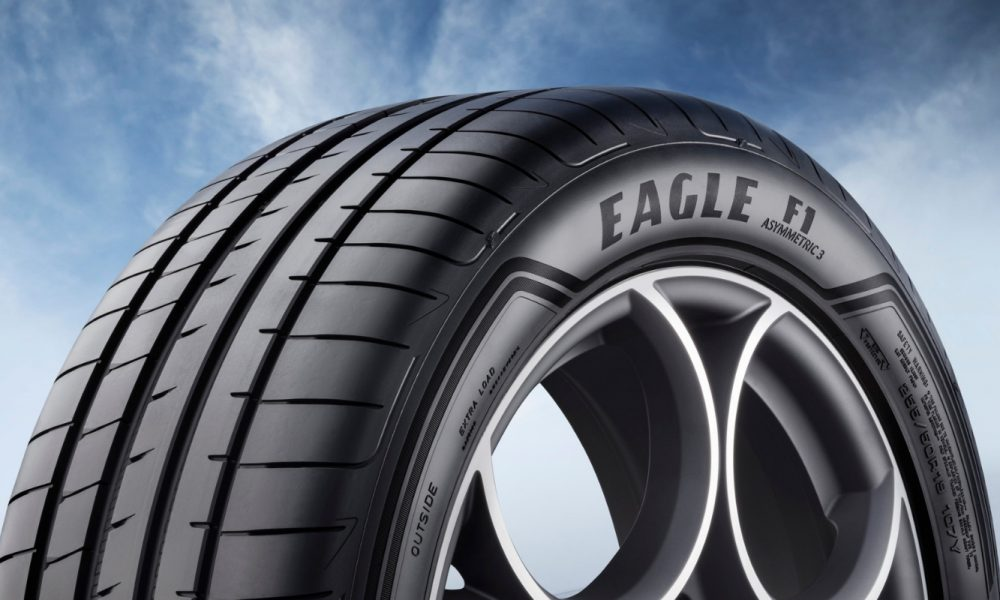 goodyear eagle f1 header