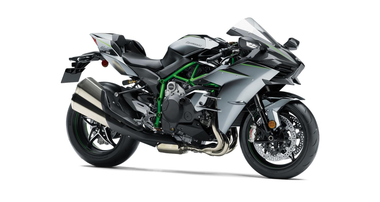 Bridgestone Selected As Oe Tire On Kawasaki Ninja H2 Motorcycle