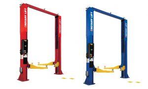 rotary lift header