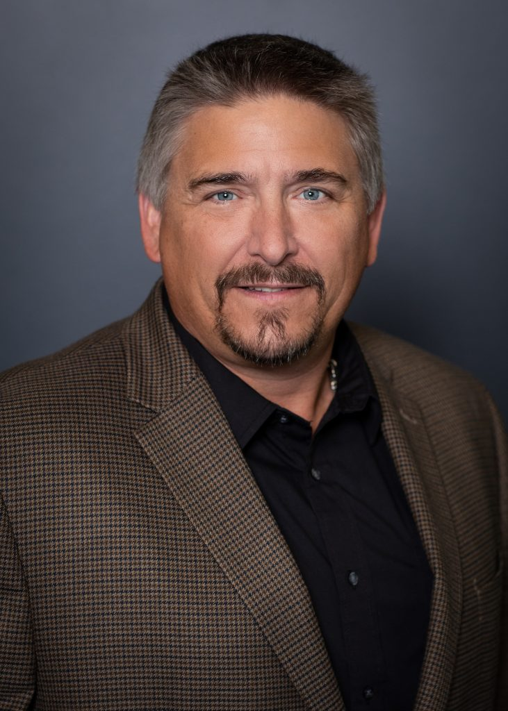Picture - TIA President - John Evankovich