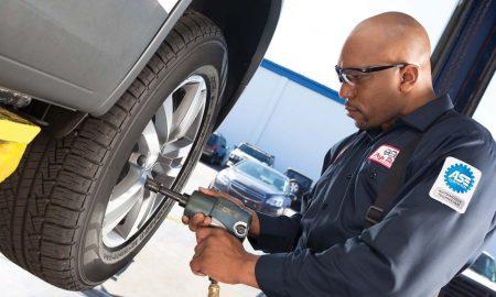 pep boys tire header
