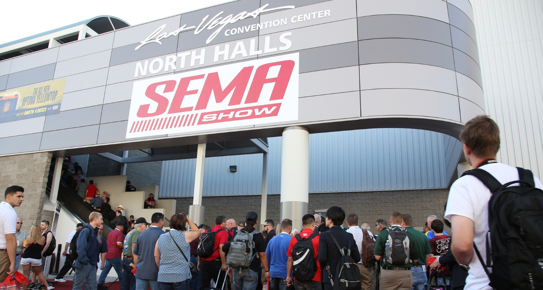 sema show header day 3