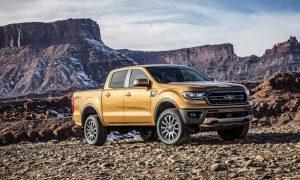 Ford Ranger Hankook Tire header