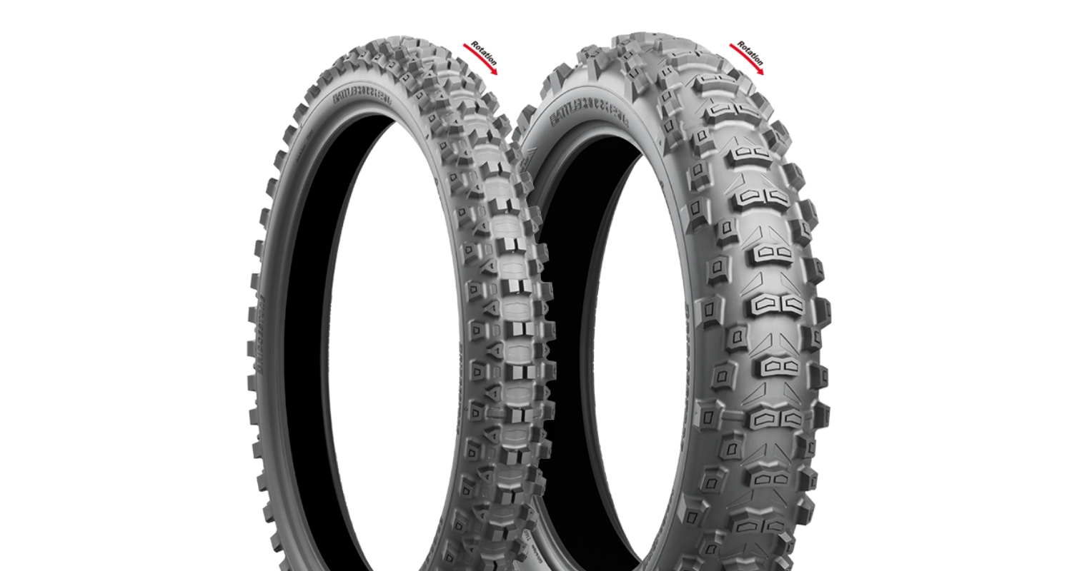 bridgestone battlecross e50 header