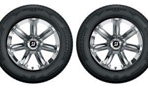 bridgestone blizzak tire header