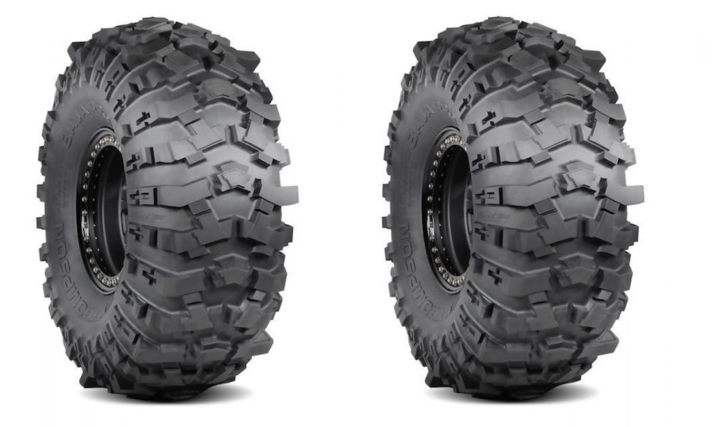 mickey thompson baja tire header