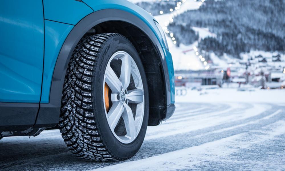 pirellli winter tire ice zero header