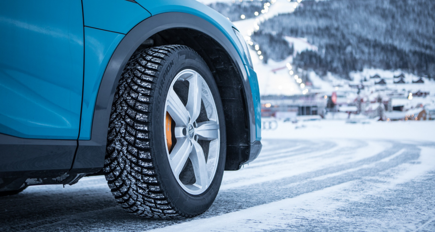pirellli winter tire ice zero header