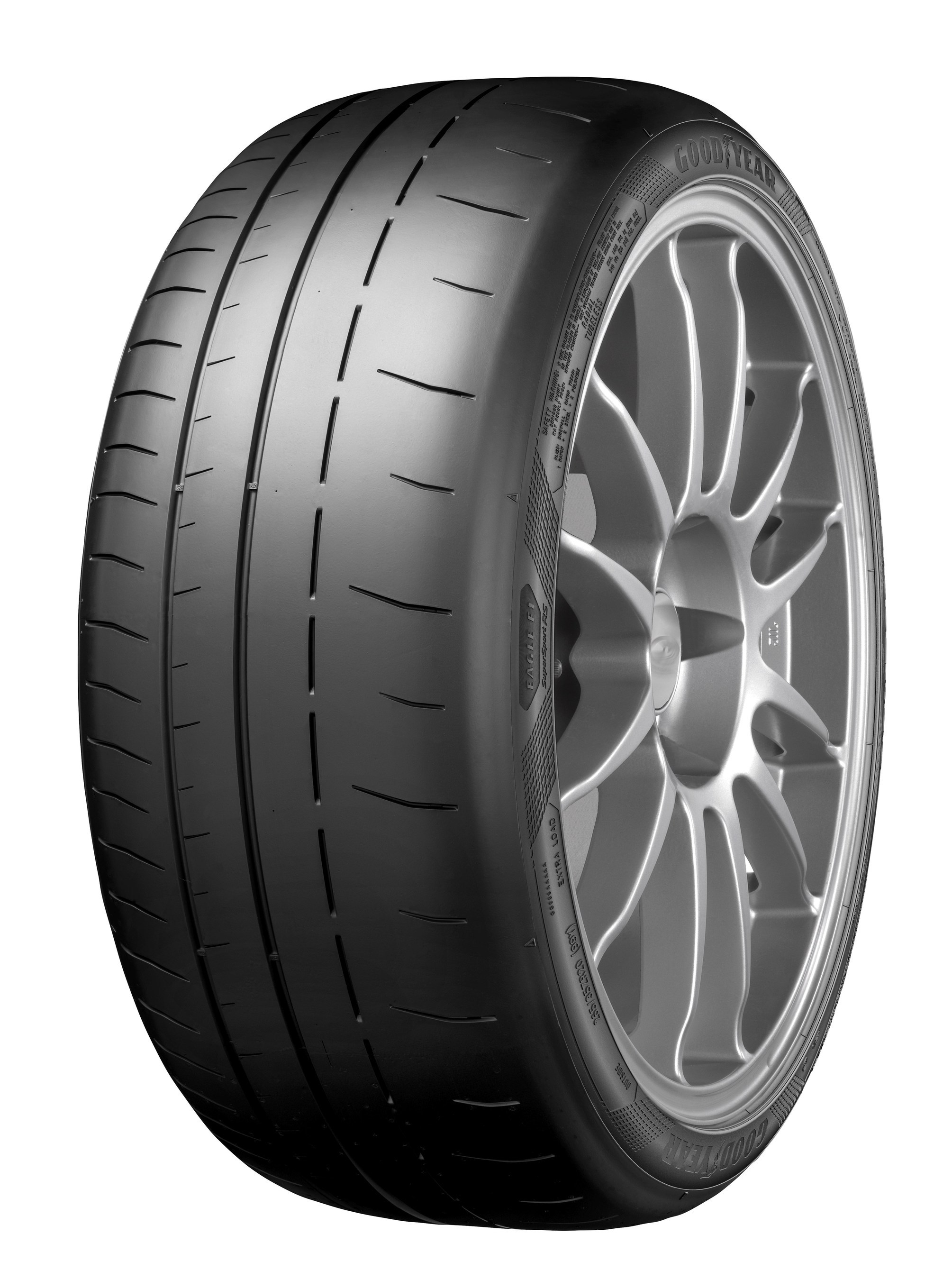 The New F1 Canna Cannova Is Set To Take Cannas To A New: Goodyear Debuts New Performance Tires At The Geneva Motor Show
