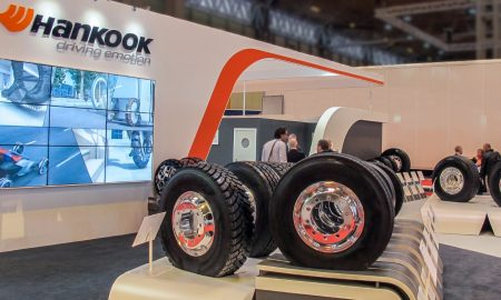 hankook tire commercial vehicle header