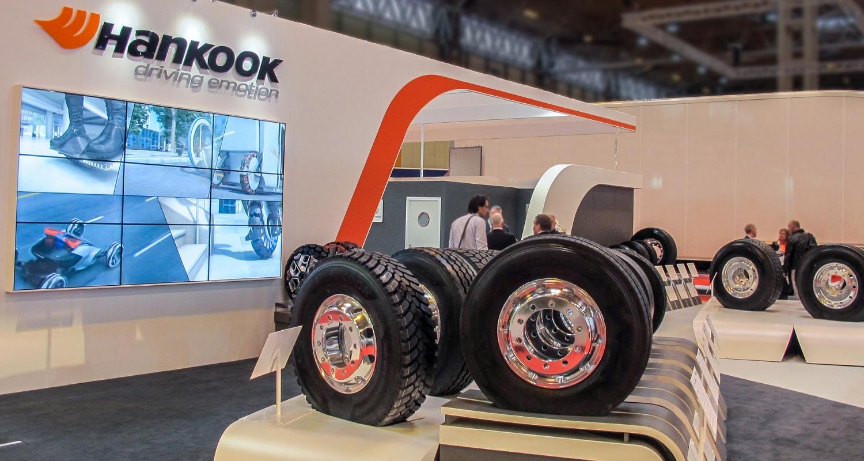 hankook tire commercial vehicle header