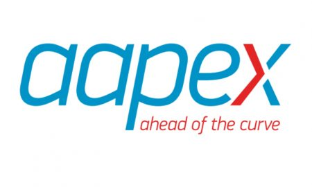 aapex event header