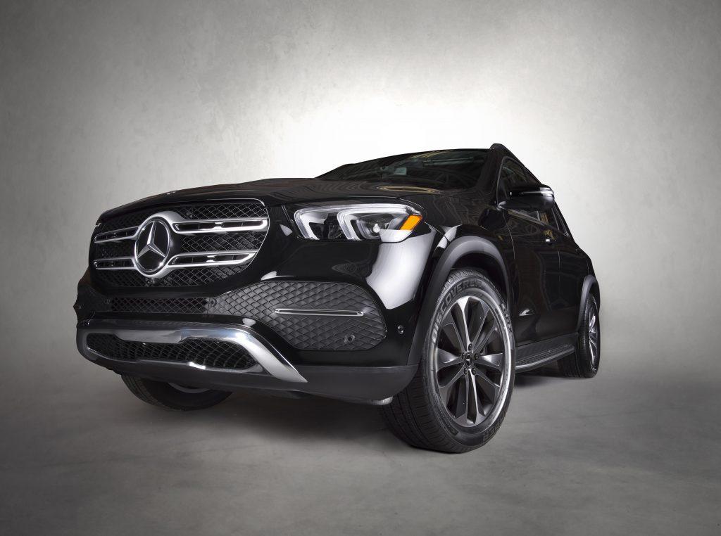 eSXRLE Mercedes 3Qtr Angle FINAL
