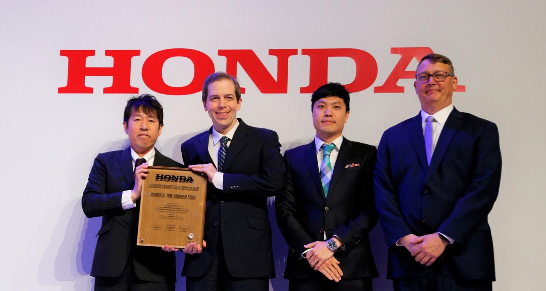Hankook Honda Tire header