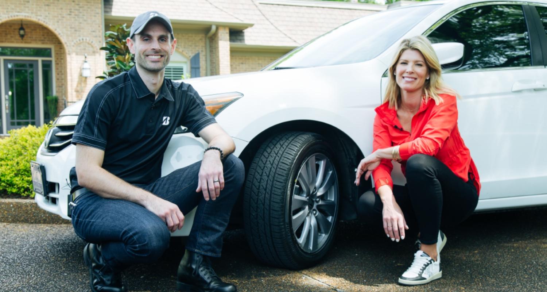 bridgestone tire safety header