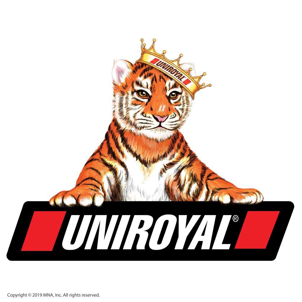 UNI_Tiger_Sticker