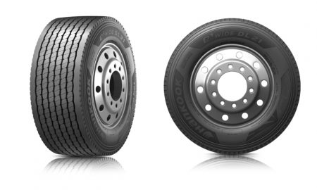 hankook tbr tire header